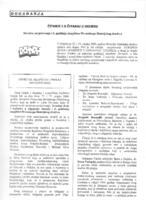 prikaz prve stranice dokumenta Osvrt na skupštinu i prikaz savjetovanja