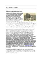 prikaz prve stranice dokumenta Digitalizacija starih razglednica grada Osijeka